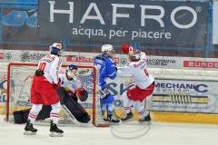 AHL 27G: Cortina - Salisburgo