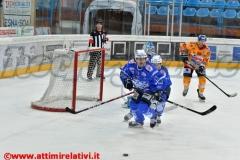 AHL G18: Cortina - Asiago