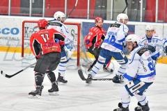AHL G20: Jesenice - Cortina