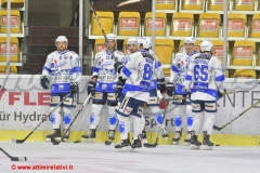 AHL G4: Klagenfurt - Cortina