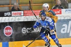 AHL QF G1: Val Pusteria - Cortina