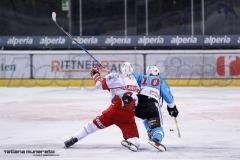 Continental Cup (semifinale gr.E): Rittner Buam - Jegesmedvek Miskolc