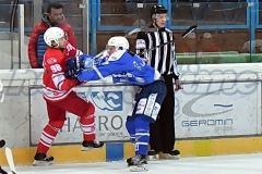 AHL G1: Cortina - Klagenfurter II
