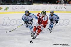 EBEL Playoff QFG4: HCB Südtirol Alperia - Black Wings Linz