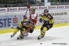 EBEL Playoff SFG2: HCB Südtirol Alperia - EV Vienna Capitals