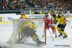 EBEL Playoff SFG4: HCB Südtirol Alperia - EV Vienna Capitals