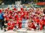 EBEL, Bolzano campione: la premiazione e la festa