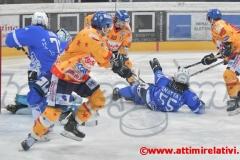 IHL Serie A SFG2: Cortina - Asiago