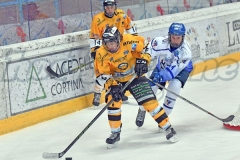 Junior League U19: Cortina - Val Pusteria