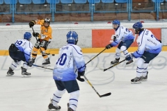 Junior League U19 playoff: Cortina - Val Pusteria