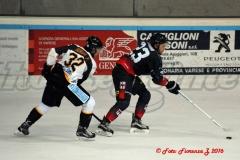 Serie B: G4 Varese - Milano