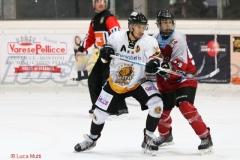Serie B G18: Varese - Feltre