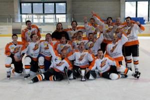 Falchi Bosco campioni Serie C Regionale