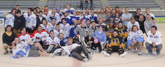 Salame Cup 2008: foto di gruppo