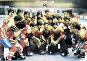 La Spagna del 1979 - Foto tratta da El Mundo Deportivo