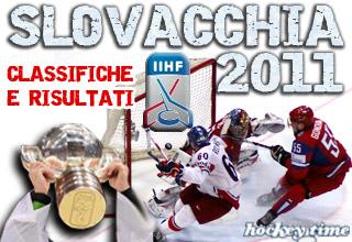Mondiali Hockey 2011 Slovacchia