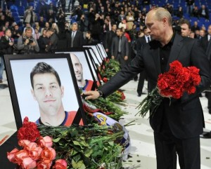funerali yaroslavl putin