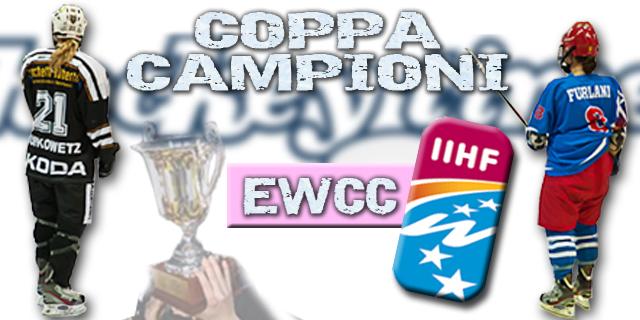 Le Eagles terminano il girone di Coppa Campioni disputato sul ghiaccio di casa del Palaonda battendo con una sonante vittoria le francesi del Neuilly sur Marne con il punteggio tennistico […]