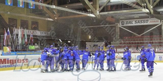 Dopo la netta vittoria della Bielorussia contro la Norvegia (5-1) nel pomeriggio, che consegna alla formazione di Pavel Perepekhin la matematica medaglia d'oro della manifestazione e il passaggio di categoria, […]