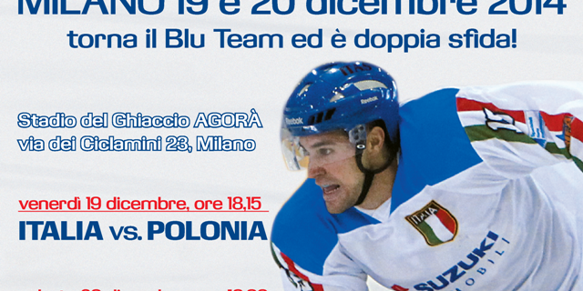 (da fisg.it) –Si comunica, tramite l'Hockey Milano Rossoblu, che da giovedì 18 dicembre dalle ore 13.00 saranno disponibili in prevendita presso il Bar dell'Agorà – Kryo Cafè (Via dei Ciclamini, […]