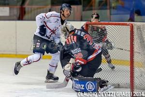 Hockey Milano Rossoblu - Rittner Buam fink