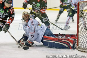 Hockey Milano Rossoblu - Rittner Buam caffi