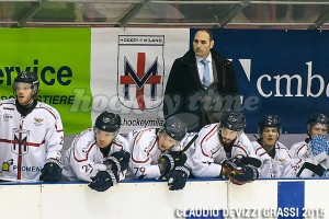 Hockey Milano Rossoblu - HC Valpellice Bodino Engineering