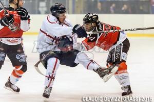 Hockey Milano Rossoblu - HC Valpellice Bodino Engineering
