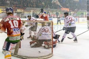 Hockey Milano Rossoblu - Asiago Hockey 1935