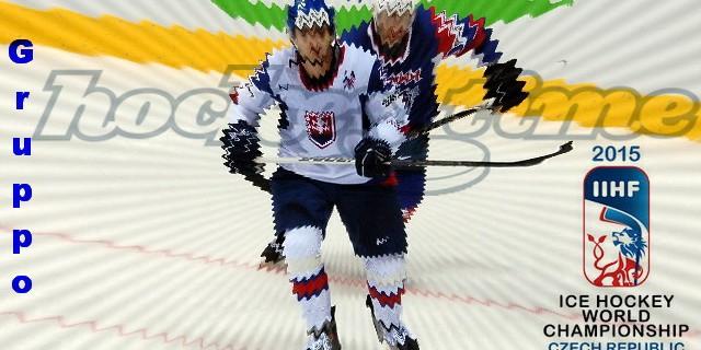 Gli Stati Uniti chiudono la seconda giornata del Gruppo b in testa alla classifica a punteggio pieno, al 5-1 rifilato alla Finlandia, i nordamericani si accontentano di un successo di […]