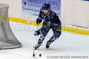 Hockey Milano Rossoblu - HC Eppan Roi Team