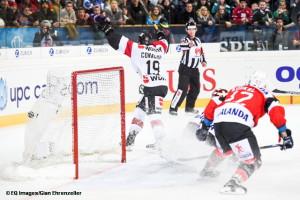EISHOCKEY SPENGLER CUP 2015 YEKATERINBURG TEAM CANADA