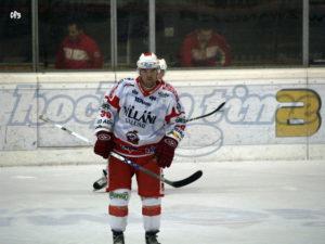 Drew Omicioli con la maglia del Bolzano