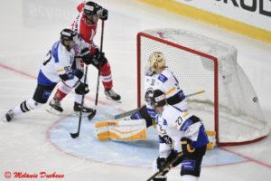 EISHOCKEY SPENGLER CUP 2016 TEAM CANADA LUGANO