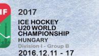 (Comun. stampa FISG) –Nella seconda giornata dei Mondiali Under 20 di Divisione I – Gruppo B, in corso di svolgimento a Budapest, altra sconfitta per l'Italia che cede all'Ucraina all'overtime […]