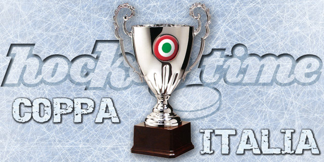 E' il giorno del ritorno di Coppa Italia e dopo l'andata delle semifinali giocate soltanto tre giorni fa, ora si conoscono le squadre che si contenderanno l'ambito trofeo al palaghiaccio […]