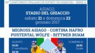 Le ultime gare di Regular Season di AHL delle formazioni italiane hanno determinato gli accoppiamenti delle Final Four scudetto, che si svolgerannoad Asiago: sabato 21, alle 16.30, i Rittner Buam, […]
