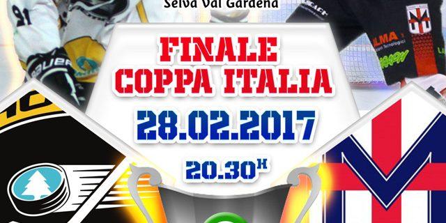 (Comun. stampa FISG) –È tutto pronto per la Finale della Coppa Italia 2016/17, trofeo che in questa stagione è stato riservato alle formazioni che prendono parte alla Serie B e […]