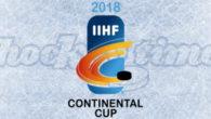 E' stata definita a Bratislava la ventunesima edizione della Continental Cup. Il torneo riservato ai campioni nazionali o top team che non partecipano alla Champions Hockey League prenderà il via […]