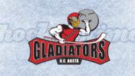 (Comun. stampa HC Aosta Gladiators) –Inizia questo week-end l'avventura della Under 17 dell'HC Aosta Gladiators nella regular season del campionato nazionale di categoria. Si parte sul ghiaccio della Patinoire di […]