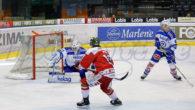 (Comun. stampa HC Bolzano) –Dolorosa sconfitta casalinga per l'HCB Alto Adige Alperia, che sciupa un vantaggio di 2 a 0 prima e di 3 a 2 poi, cadendo per 4 […]