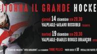 Seconda amichevole in cinque giorni per la ValpEagle: i torresi, dopo il test match con il Milano Rossoblu, cedono al Briançon 7-2.