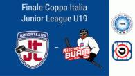 (da fisg.it) –La Finale di Coppa Italia della Junior League – Under 19 sarà tra il Junior Teams Egna/Ora ed i Rittner Buam. La sfida finale si giocherà domenica 18 […]