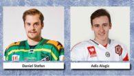 (Comun. stampa AHL) –L'attaccante Adis Alagic (AUT/SLO) si trasferisce dall'HDD SIJ Acroni Jesenice all'EHC Alge Elastic Lustenau. Inoltre il difensore Daniel Stefan (AUT) continuerà a giocare per i Leoni austriaci […]