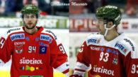 (Comun. stampa HC Bolzano) –Proseguono i lavori dell'HCB Alto Adige Alperia per completare il roster che scenderà sul ghiaccio la prossima stagione per difendere il titolo. Agli ordini di coach […]
