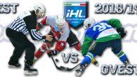 I risultati del penultimo turno di IHL Division I e le distanze in classifica tra le rivali dei rispettivi Gironi, permettono di definire gli accoppiamenti dei quarti di finale playoff […]