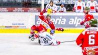 Il Bolzano gioca poco più di 20 minuti e, dopo aver realizzato il 4-0, concede troppo ghiaccio alla squadra dell'Innsbruck che alla fine si impone per 5-8 davanti a 3880 […]