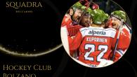 """(Comun. stampa HC Bolzano) –Ennesimo, grande traguardo per l'HCB Alto Adige Alperia. La compagine biancorossa è stata infatti inserita in nomination tra le """"Squadre dell'anno"""" dei Gazzetta Sports Awards 2018, […]"""