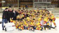 (Comun. stampa FISG) –Mercoledì sera non si è giocata solo la Coppa Italia Senior. L'Asiago Hockey Junior 1935 supera a domicilio i Rittner Buam per 4:0 e vince la Coppa […]