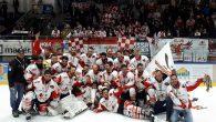 Scottata dalla finale persa nel 2018, la ValpEagle non fallisce la seconda possibilità, conquista titolo e promozione in IHL con il record di 22 successi su altrettante partite disputate tra […]